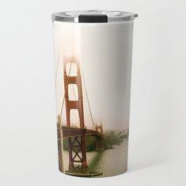 GG Bridge San Francisco Travel Mug