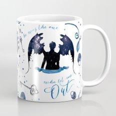 NO VILLAIN Mug
