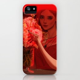 Wanda iPhone Case
