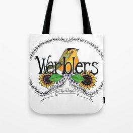 Warblers Tote Bag