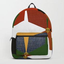 KALEIDOSCOPE 06 #HARLEQUIN Backpack