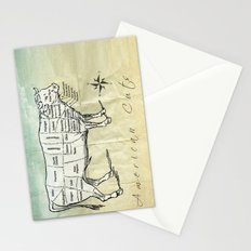 American Cuts Stationery Cards