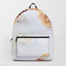 big orange rose Backpack