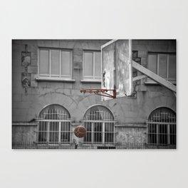Shoot. Canvas Print