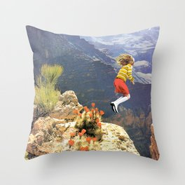 LEAP Throw Pillow