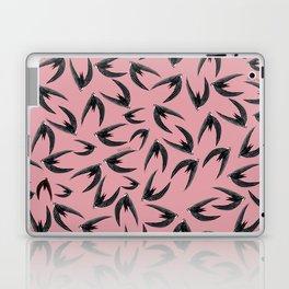Totem swift in pink (GREFA) Laptop & iPad Skin