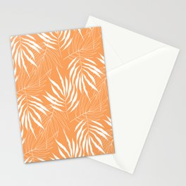 Ash Tree Leave Scandinavian Pattern Stationery Cards