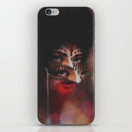 Masquerade iPhone Skin