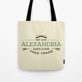 Alexandria Safe Zone Free Trade Tote Bag