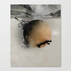 Seul Canvas Print