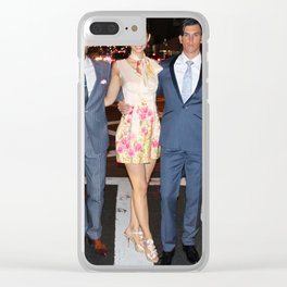 Model Mania (Pt. 4) Clear iPhone Case