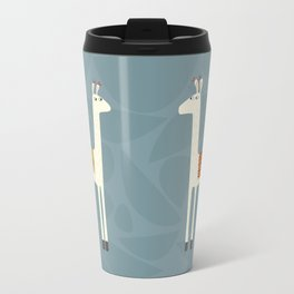 Everyone lloves a llama Travel Mug