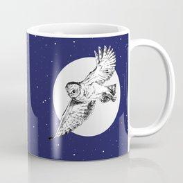 Athena Owl Coffee Mug