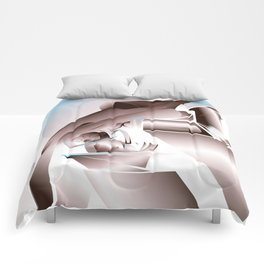 ANTICIPATION-White 2013 Comforters