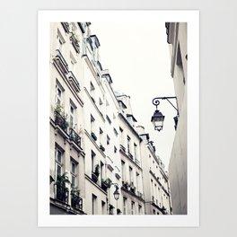 Paris Street Art Print