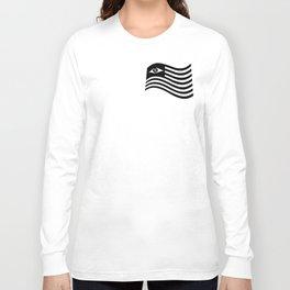 Rebel Scum Flag Long Sleeve T-shirt