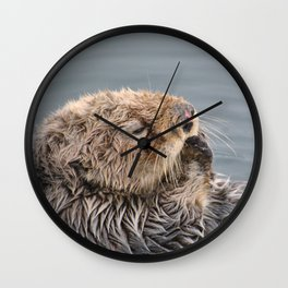 Why I otter.... Wall Clock