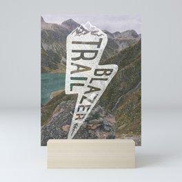 Trail Blazer Mini Art Print