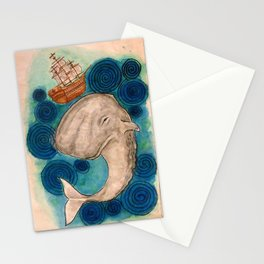 Call Me Ishmael Stationery Cards