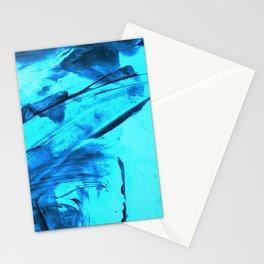 Blue Wind Stationery Cards