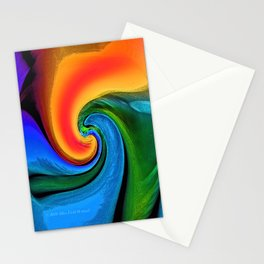 """Inside A Flower"" Print Stationery Cards"