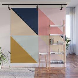 Geometric Pattern IX Wall Mural