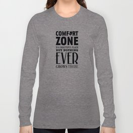 The Comfort Long Sleeve T-shirt