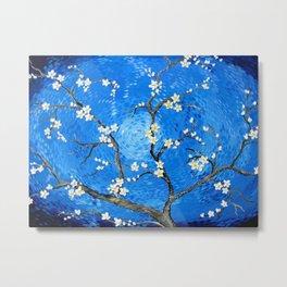A Salute to Van Gogh Metal Print