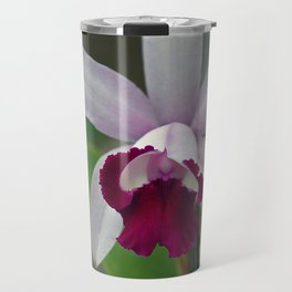 Cattleya Orchid (The Corsage Orchid) Travel Mug
