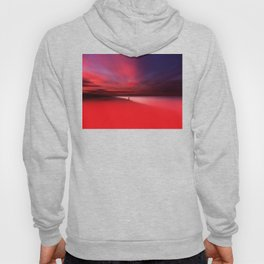 Fisher In Red Hoody