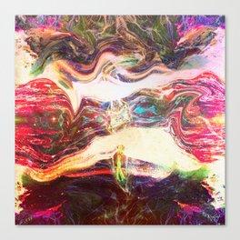 Milky Way Spiral Canvas Print