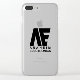 Anaheim Electronics Clear iPhone Case