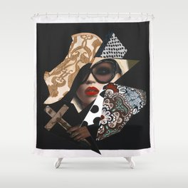 But You Made Me Feel... Shower Curtain