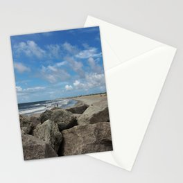Peaceful And Beautiful Day Stationery Cards