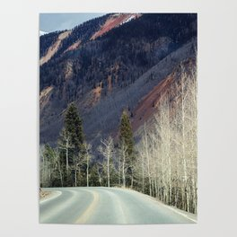 Red Mountain Pass Poster