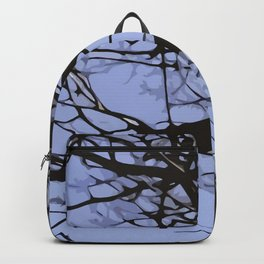 Blue on Blue Backpack