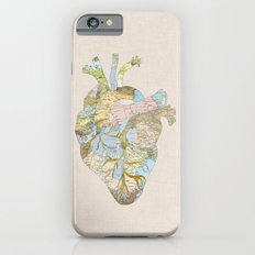 A Traveler's Heart (N.T) iPhone 6 Slim Case
