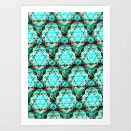 Tessalate Art Print