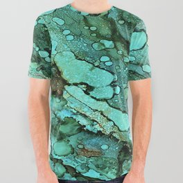 River All Over Graphic Tee