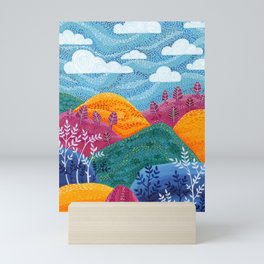 Symphony Mini Art Print