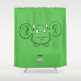 Wigwoga Shower Curtain