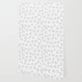 Middle Fingers Pattern 1 Wallpaper