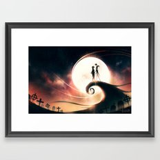 We're Simply Meant To Be Framed Art Print