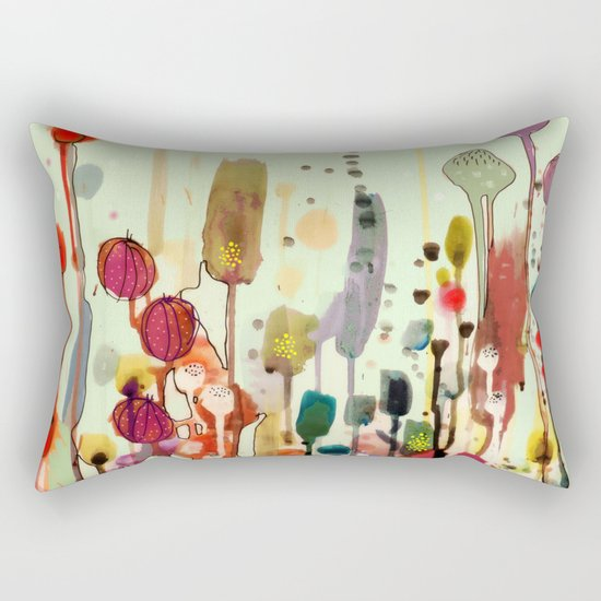 wild things Rectangular Pillow