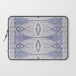 FRENCH LINEN TRIBAL IKAT Laptop Sleeve