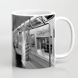 C Train last stop Coffee Mug