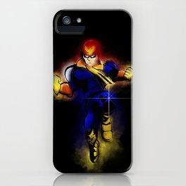 Knee of Justice iPhone Case