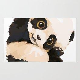 Cute Panda Rug