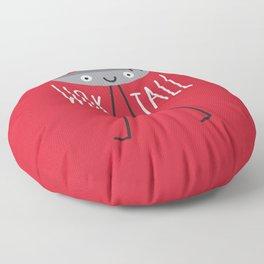 A Stirring Exhortation Floor Pillow