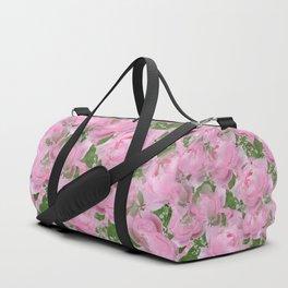 Pink Beauty Duffle Bag